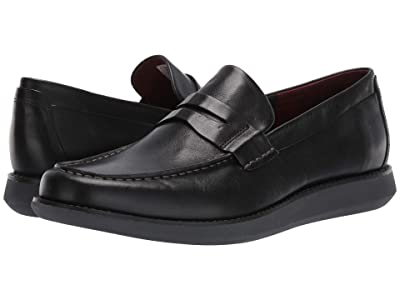 Sperry Kennedy Penny Loafer (Black) Men
