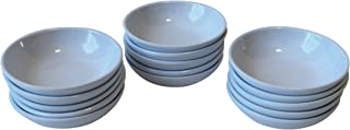 Melamine Plastic Sauce Dishes, 1 oz, 2-3/4