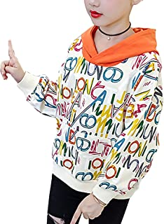 NOUVEAU ms1223a Filles Shirt Sweatshirt Manches longues en Orange Taille au Choix