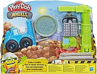 Play-Doh Kraan En Heftruck