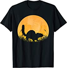 Chipmunk Easy Halloween Outfit Rodent Moon Costume Gift T-Shirt