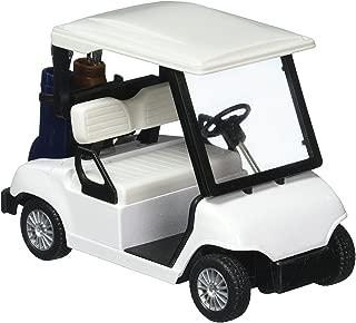 ⛳ Kinsfun Diecast Golf Cart No Decals 🏌