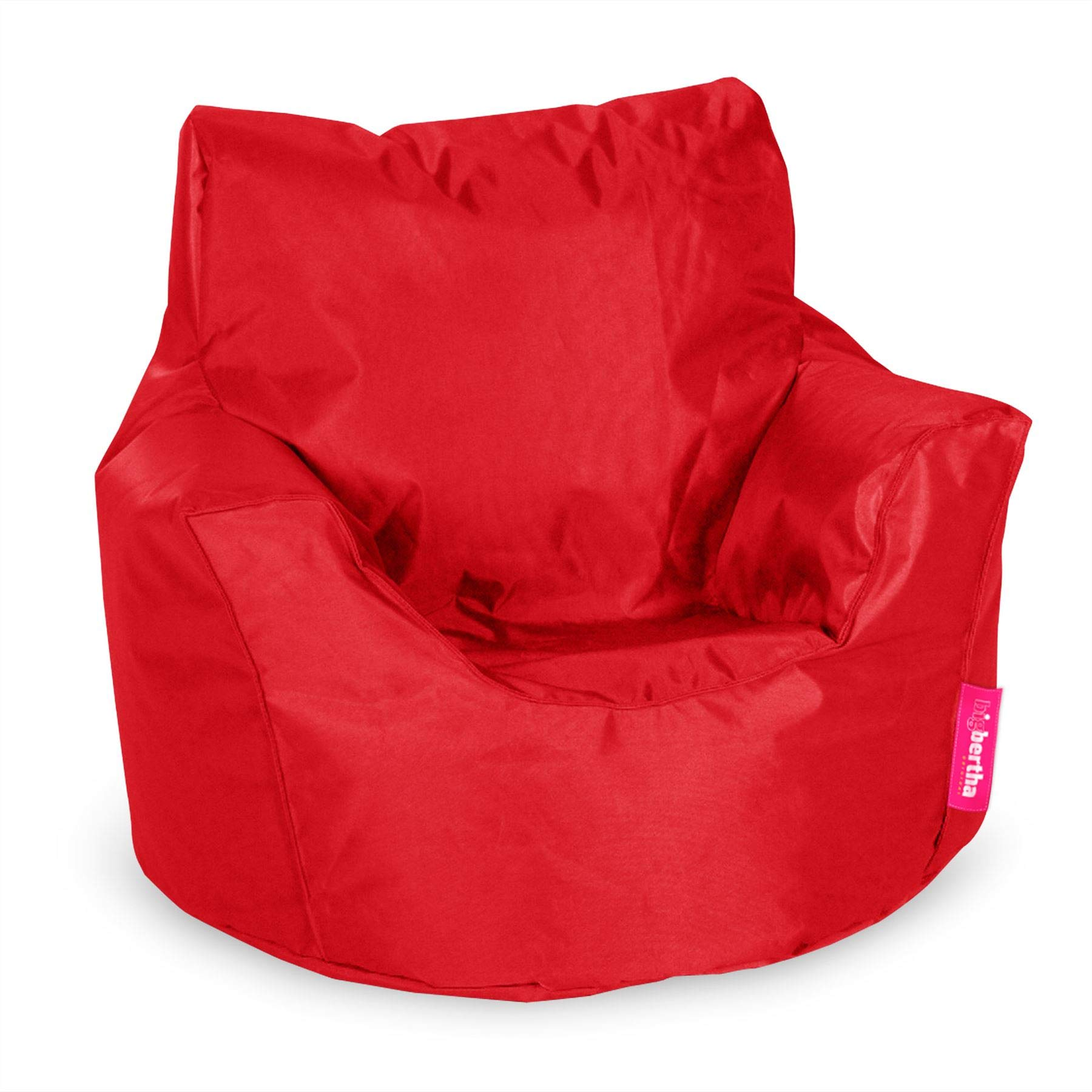 ROSSO KAWIN Shopping on line Pouf Poltrona pera puff SACCO puf