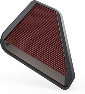 K&N Engine Air Filter: High Performance, Premium, Washable, Replacement Filter: Fits 2007-2017 Chevy/GMC/Buick/Saturn V6 3.6L (Traverse, Acadia, Enclave, Outlook), 33-2394