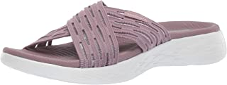 Skechers Go Run 600 - Sunrise Sandalia de Meter para Mujer