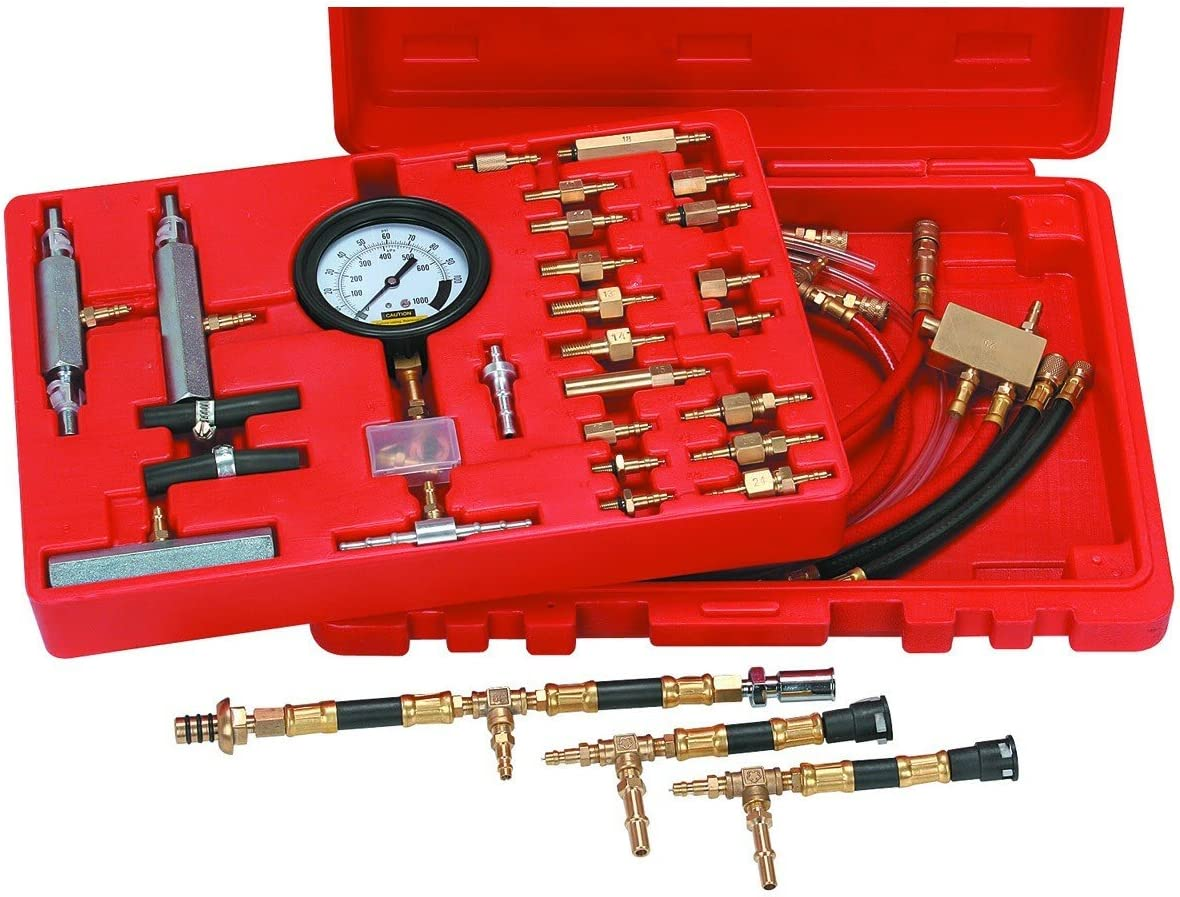 PMD Products Quantity limited Fuel Injection Pump Pressure Kit Shra Tester w Test Ranking TOP16