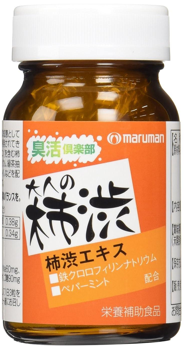 急勾配の吐くアッパーマルマン 柿渋サプリ 460㎎×63粒