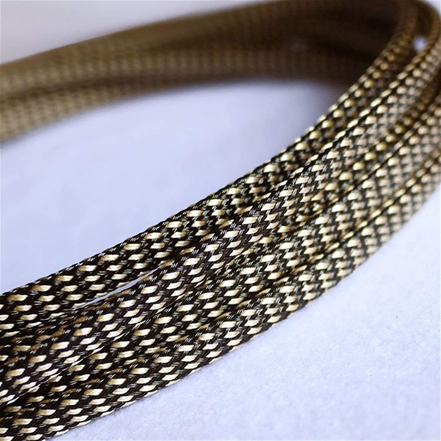 Ranking TOP12 Safety and trust Cable Tidy Sleeves 1-50M Mesh Prot Wire Snakeskin