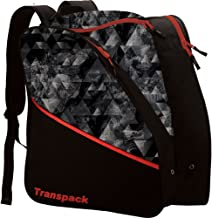 Transpack Edge Junior Printed Boot Bag - Gray Topo/One Size