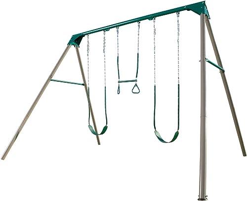 Lifetime A-Frame Metal Swing Set - Best Swing Sets Under 1000$