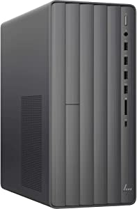 HP Envy Desktop PC - Intel Core i7-10700 2.9GHz 8GB RAM 1TB HD + 16GB Optane Memory DVDRW WiFi Windows 10 (Renewed)
