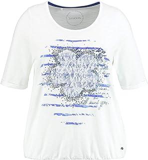 Samoon T-Shirt Femme