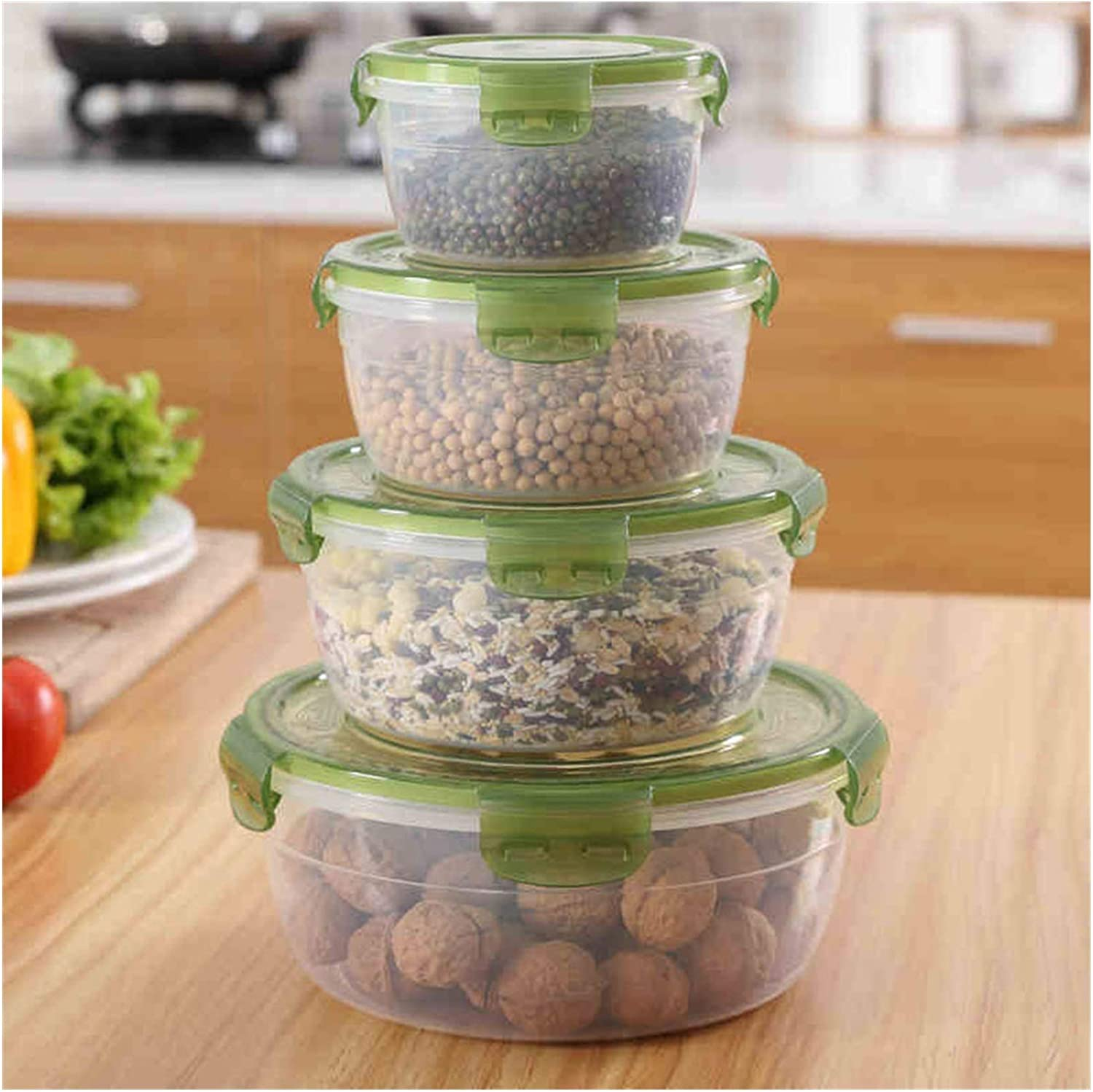 Airtight Containers Storage Container Popular popular Food Transp System Max 77% OFF