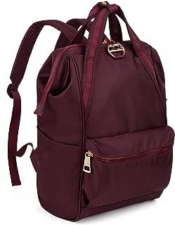 UTO Anti-Theft Backpack for Women Men Water Resistant Lightweight Travel College School Bookbag Unisex Shoulder Bag