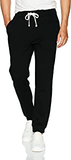 NAUTICA Men's Knit Jogger with Graphic Logo Pants