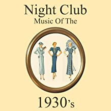 Night Club Music of the 1930's Medley: My Cabin of Dreams / So Many Memories / Water Under the Bridge / Every Minute of the Hour / Alice Blue Gown / The Touch of Your Hand / Just Friends / Thru the Courtesy of Love