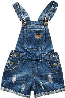 Best girls blue jean overalls Reviews