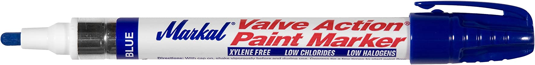Markal 96825 Valve Action Paint Marker with 1/8