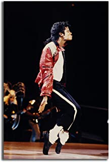 Poster #46 Michael Jackson 80s Pop Rock Musician Music 40x60 inch More Sizes Available