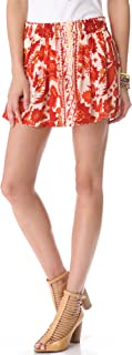 Women's Dane Bandana Print Skirt