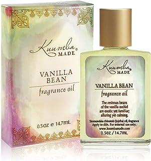 Kuumba Made Vanilla Bean Fragrance Oil 0.5 Ounces (1-Unit)