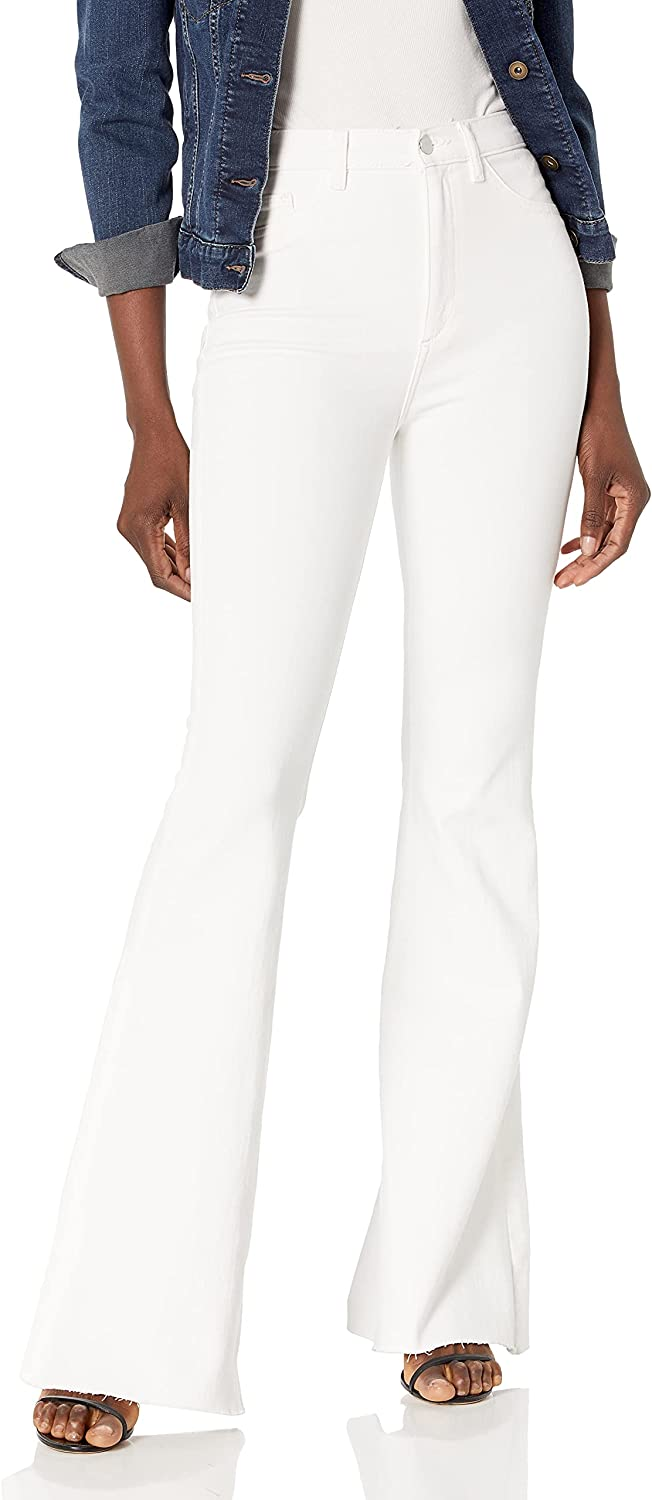 DL1961 Sales of SALE items from new works Women's Rachel Flare Ultra High Instasculpt Max 86% OFF 31