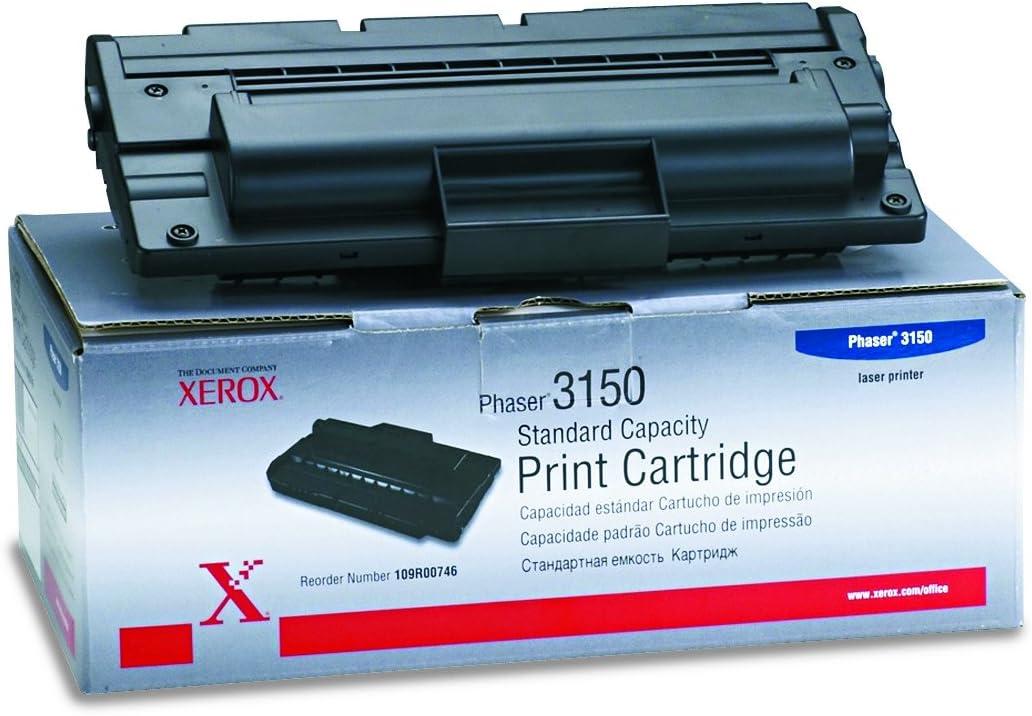 Xerox 109R00746 Black Toner-Cartridge