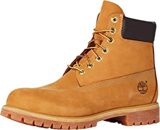 Timberland Classic FTC_6 in Premium WP Boot, Bottes Mixte Enfant, Noir, 36 EU