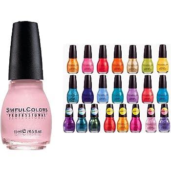Sinful Colors 10-piece Surprise Nail Polish Set
