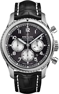 Navitimer 8 B01 Chronograph 43 AB0117131B1P1 Men's Watch