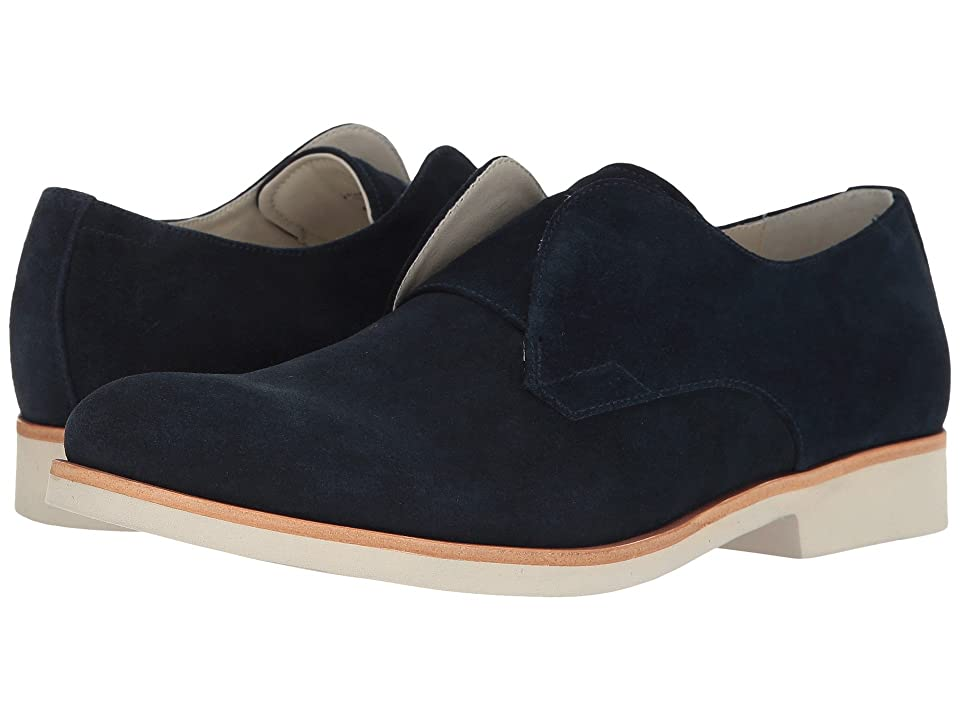 Calvin Klein Fedrico (Dark Navy Oily Suede) Men