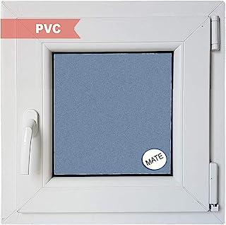 comprar comparacion Ventana PVC Practicable Oscilobatiente Derecha 600 ancho x 600 alto 1 hoja con vidrio Carglass (Climalit Mate)