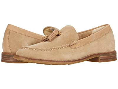 Sperry Topsfield Tassel (Sand Suede) Men