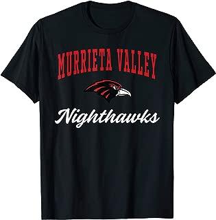 Murrieta Valley High School Nighthawks T-Shirt C3