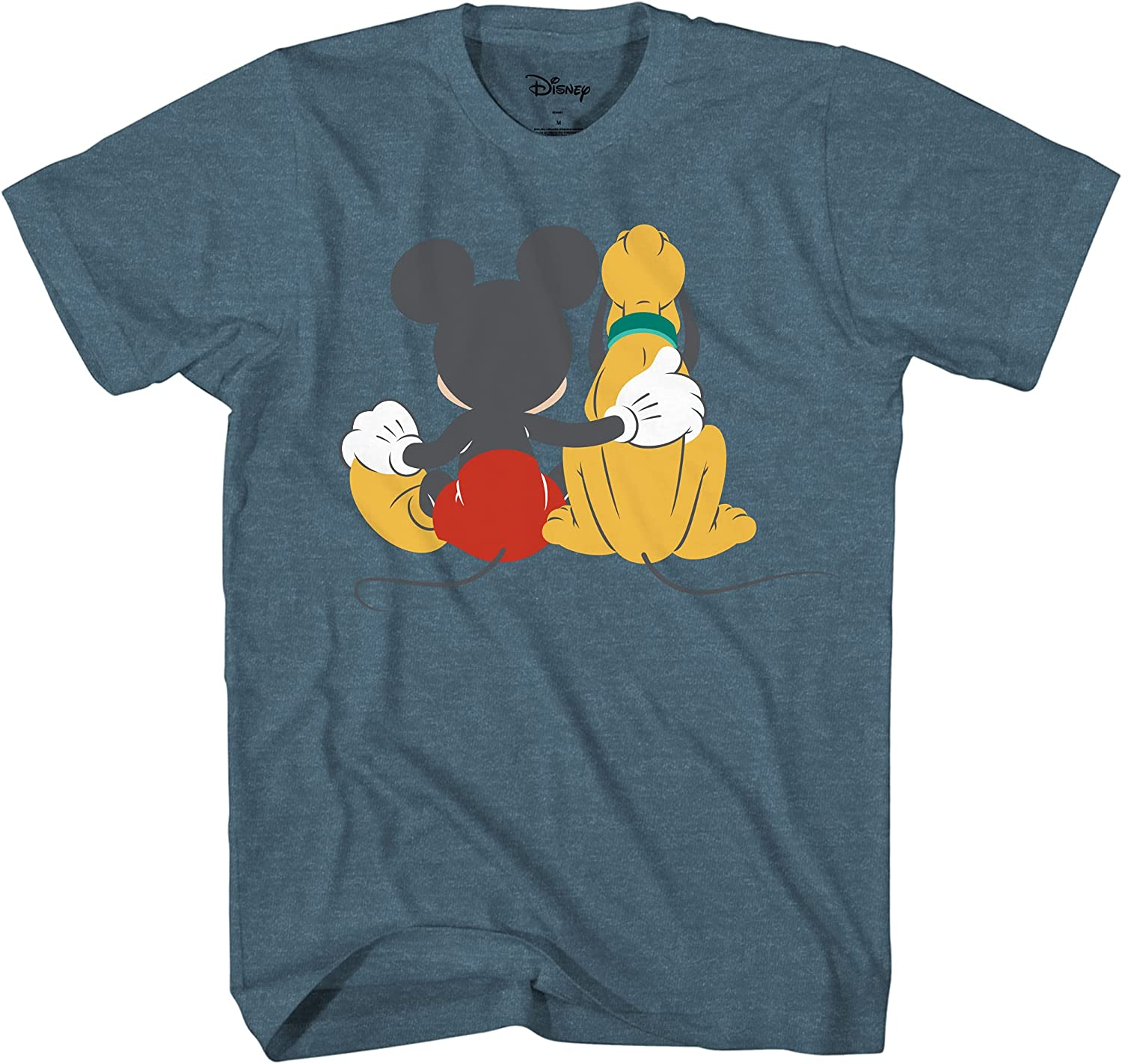 Disney Mickey and Pluto Friends Best Adult T-Shirt 2021new shipping free shipping Ranking TOP13