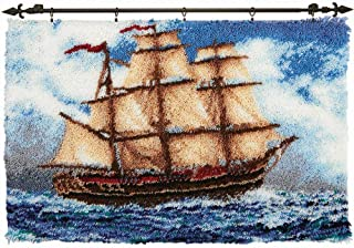 Herrschners/® Nautical Fever Latch Hook Kit
