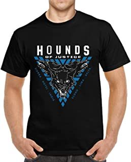 Shield Hounds of Justice T-Shirt ►in Stock◄ Fastest Shipping