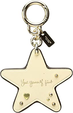 COACH - Selena Star Bag Charm