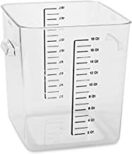 Rubbermaid Commercial FG631800CLR Storage Container