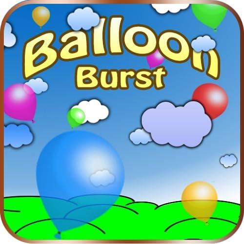 Luftballons platzen