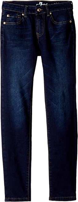 7 For All Mankind Kids Slimmy Jeans in Santiago Canyon (Big Kids)