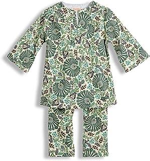 Conjunto Uh La La Verde - Infantil Menina