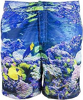 165cd26dda78 Zeybra Costume da Bagno Made in Italy Uomo Coral Unico - Taglia S, M,
