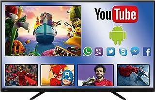 تليفزيون سمارت فل اتش دي 52 بوصة مع 2 ريموت كنترول وحامل حائط من سيمفوني LED520SM-Q