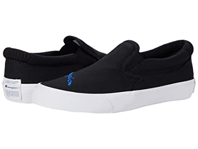 Champion Kids Fringe Slip-On (Big Kid) (Black) Kid