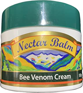 Nelson Honey Nectar Balm, essential and cold-pressed oils, with Manuka honey and added Bee Venom, Genuine New Zealand non-...