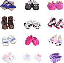 Best american girl doll socks and shoes Reviews