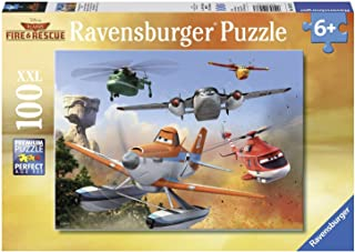 Ravensburger Disney Planes Fire & Rescue: Fighting The Fire - Puzzle (100-Piece)