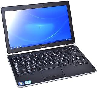 大容量バッテリー付モバイルノートパソコン デル Latitude E6230 Core i5 3320M(2.60GHz) メモリ4G 無線LAN Bluetooth Windows7