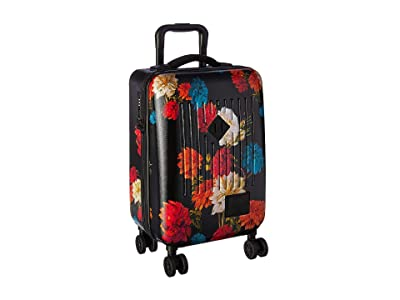 Herschel Supply Co. Trade Carry-On (Vintage Floral Black) Luggage